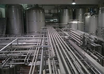 Industriemontage Wiedermann, Anlagen- und Rohrleitungsbau, Sonderschweißungen und Kupferbearbeitung